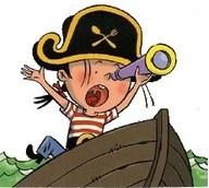 Rallye Lecture - Plume le pirate