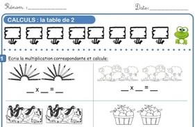 Multiplication par 2 et par 5
