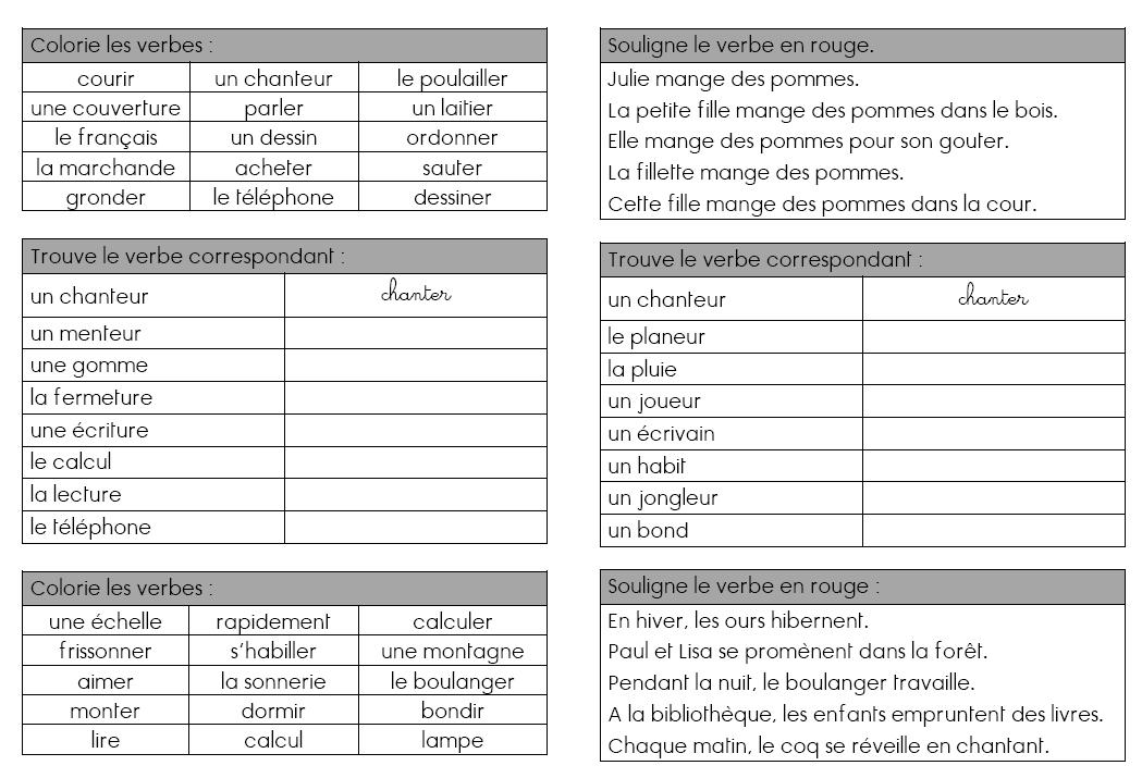 Exercices quotidiens d'ORL - L ecole de crevette