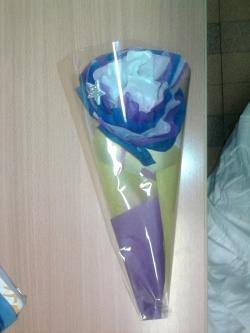 Un rose pour ma maman