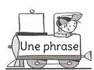 La phrase du jour train