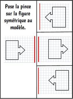 Atelier Symétrie axiale