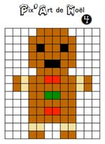 Reproduction - le Pixel art