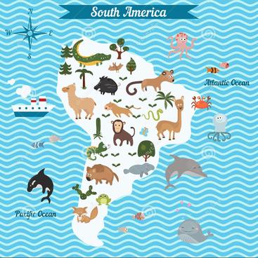 Documentaires sur les animaux d'Amérique du Sud