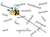 Ateliers sur les mots outils