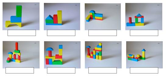 Mes ateliers autour de la symétrie