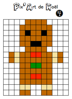 Smiley Dessin De Pixel Facile