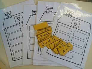 Les maisons des nombres