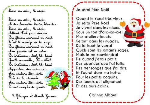 Ma sélection de poésies pour Noël