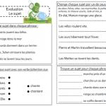 Evaluation Sur Le Determinant L Ecole De Crevette